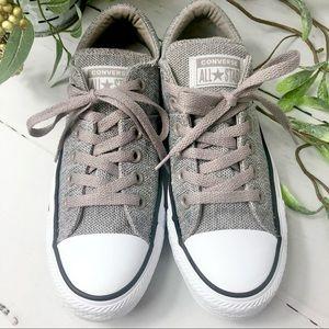 Women's Grey Chuck Taylor Converse Size 6.5